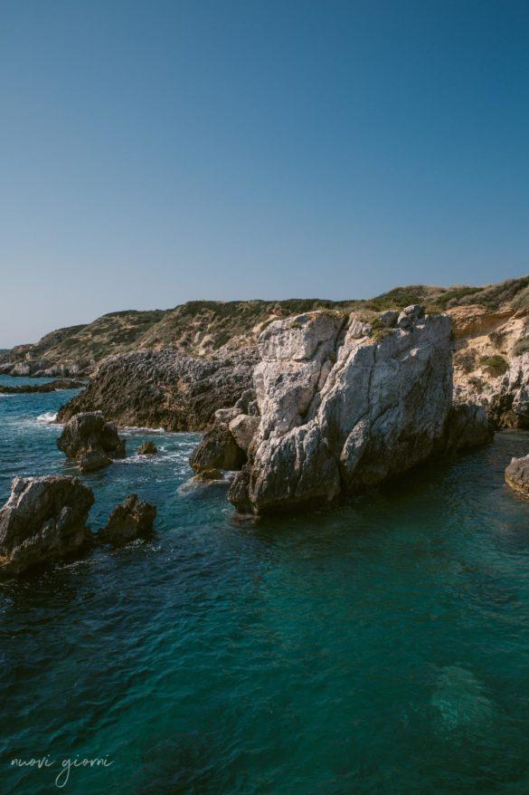 Vacanza in Italia alle Isole Tremiti - il Mare - Nuovi Giorni Blog