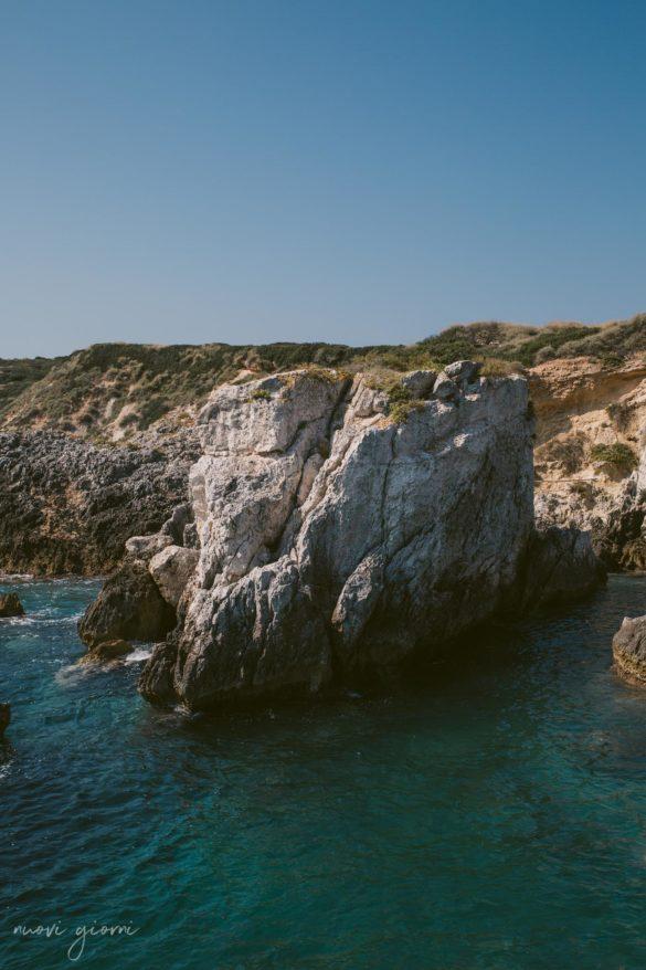 Vacanza in Italia alle Isole Tremiti - Scoglio - Nuovi Giorni Blog
