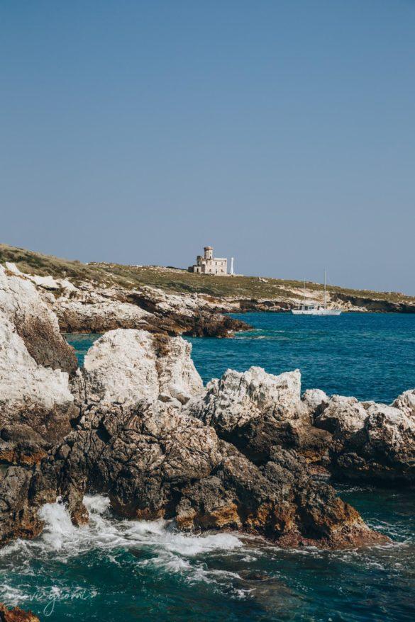 Vacanza in Italia alle Isole Tremiti - il Faro di Capraia - Nuovi Giorni Blog