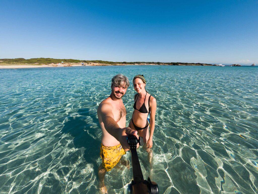 Corsica Isola Piana Spiaggia Francia Beach Walk Foto Viaggio Nuovi Giorni Blog