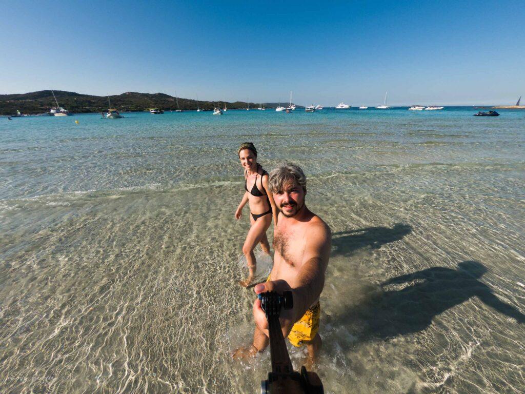 Corsica Isola Piana ed il Golfo dello Sperone Spiaggia Francia Beach Walk Foto Viaggio Nuovi Giorni Blog
