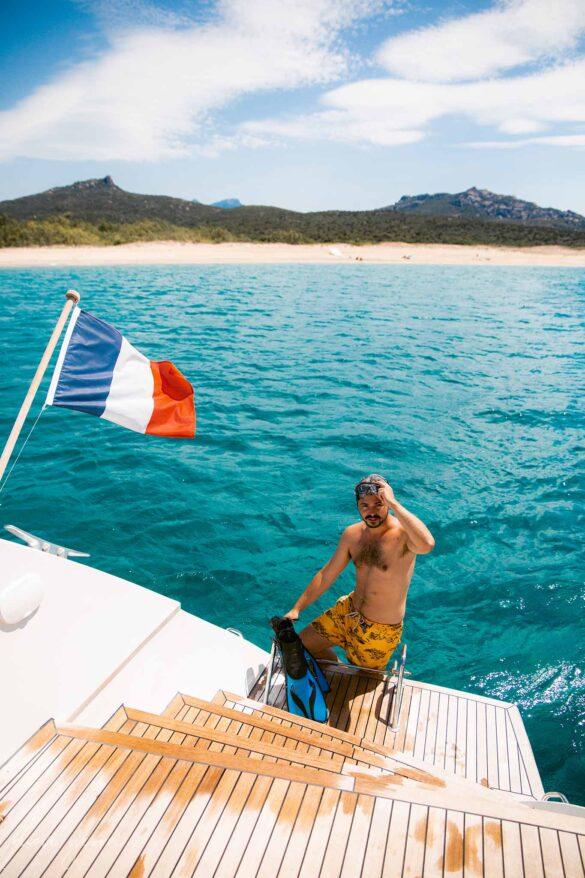 Spiaggia Tralicetu Corsica Viaggio Nuovi Giorni Blog