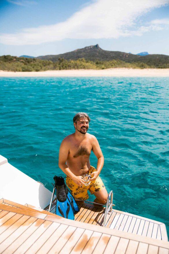 Tralicetu Corsica Viaggio Boy Smiling Nuovi Giorni Blog