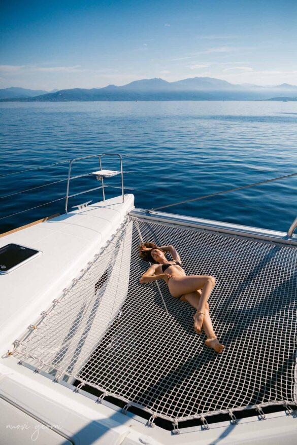 Viaggio in catamarano Corsica Francia Nuovi Giorni Blog