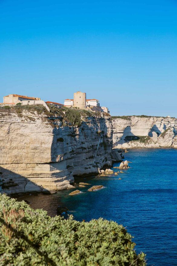 Bonifacio Città Corsica Francia Foto Nuovi Giorni Blog
