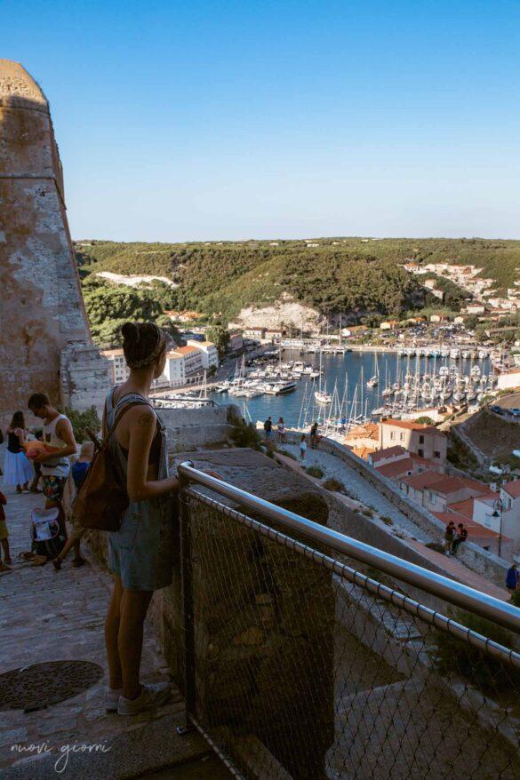 Città di Bonifacio Corsica Francia Foto Nuovi Giorni Blog