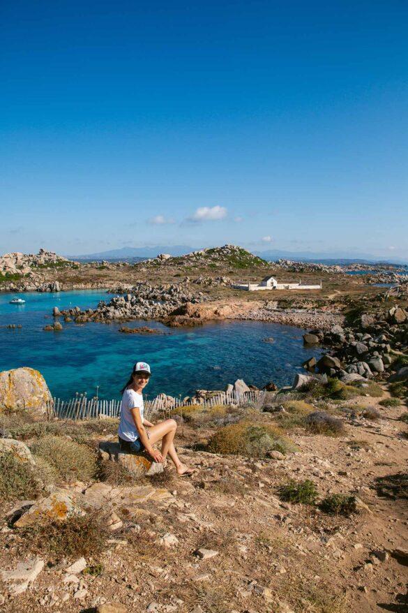 Vista Panoramica Corsica Isola di Lavezzi Foto Nuovi Giorni Blog