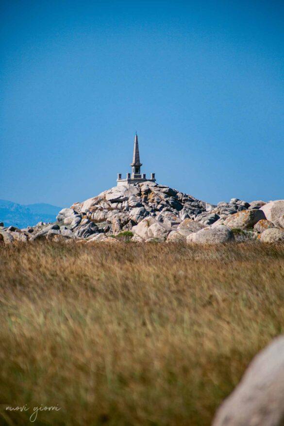 Faro Corsica Isola di Lavezzi Foto Nuovi Giorni Blog