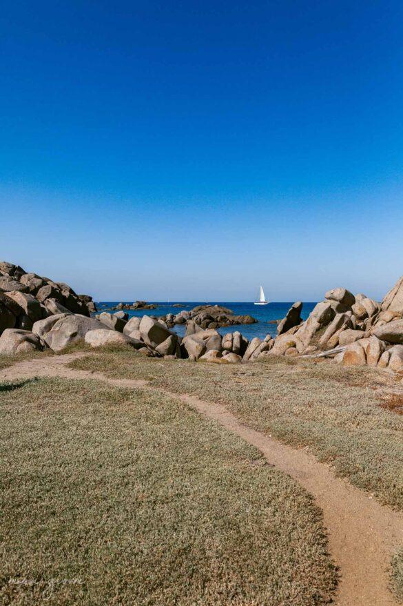 Barca Corsica Isola di Lavezzi Foto Nuovi Giorni Blog Ambiente