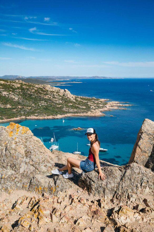Corsica Cala Roccapina Nuovi Giorni Blog Panorama View