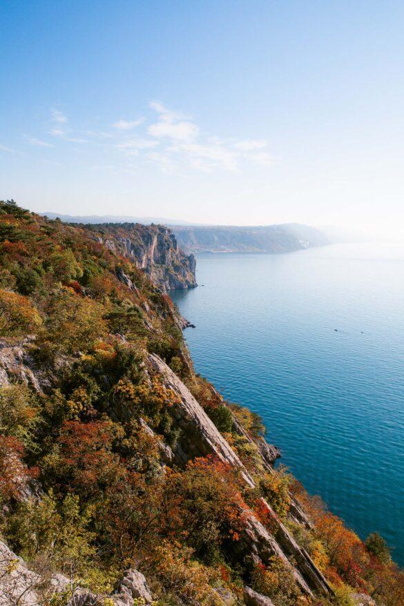 Sentiero Rilke-Trieste-Nuovi Giorni Blog-Duino-Autunno-Mare