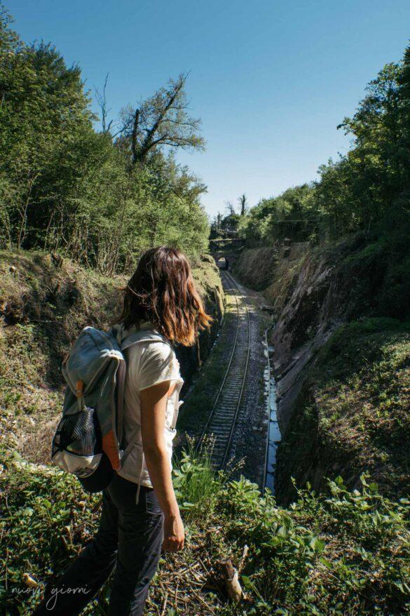 Anello di Pinzano Camminata Nuovi Giorni Friuli Venezia Giulia 9